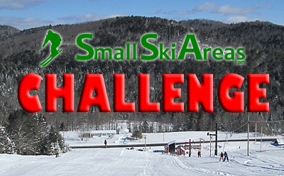 The SmallSkiAreas.com Challenge